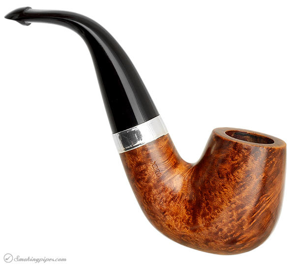 Irish Estate Peterson Wicklow Smooth with Silver (X 220) (P-Lip) (2007) (Unsmoked)