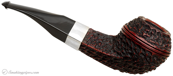 Irish Estate Peterson Sherlock Holmes Hudson Rusticated (P-Lip) (1994) (Unsmoked)