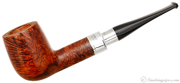 Irish Estate Peterson Smooth with Silver Spigot (106) (Fishtail) (Unsmoked)