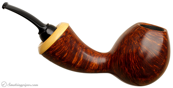 German Estate Wolfgang Becker Smooth Wasp with Boxwood (Wolf Paw) (Unsmoked)