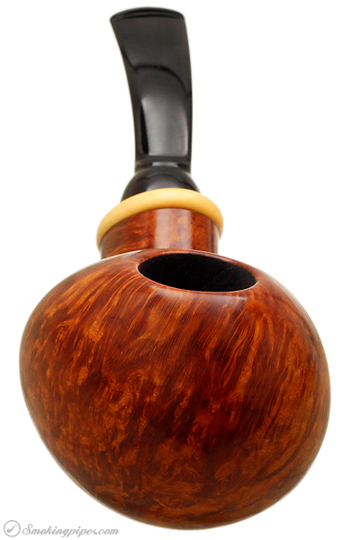 German Estate Wolfgang Becker Smooth Fish with Boxwood (Wolf Paw) (Unsmoked)
