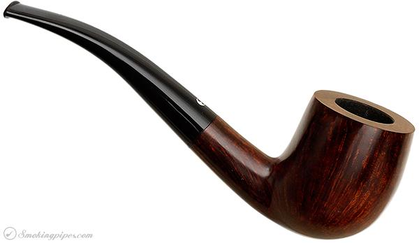 German Estate Bentley Pipe Master Smooth Bent Billiard (5-9.05) (9mm) (Unsmoked)