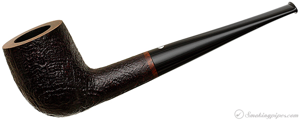 German Estate Bentley Pipe Master Sandblasted Billiard (4-9.04) (9mm) (Unsmoked)