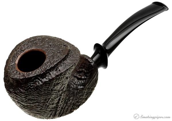 German Estate Reiner Thilo Sandblasted Horn (a2) (Unsmoked)