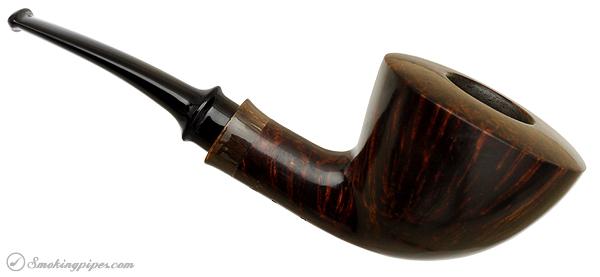 German Estate Tom Richard Smooth Bent Dublin with Horn (B)