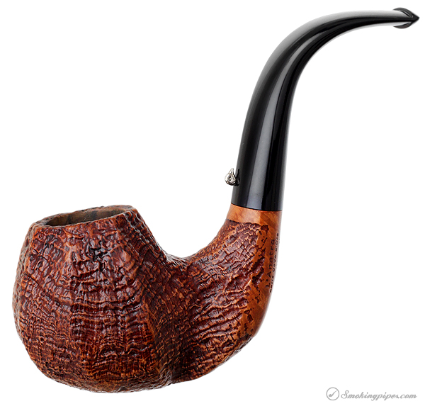 L'Anatra Sandblasted Paneled Bent Apple