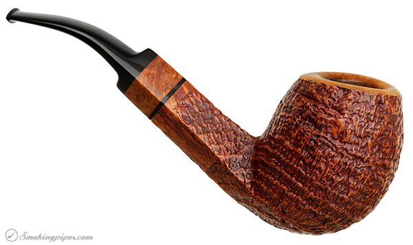 Italian Estate Ser Jacopo Sandblasted Bent Egg (Maxima) (S2)