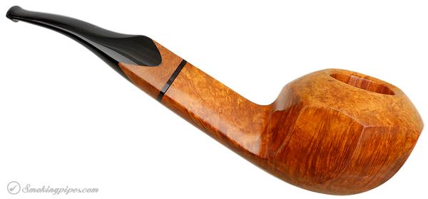 Italian Estate Savinelli 120th Anniversary Pipe Smooth (L) (6mm) (Unsmoked)