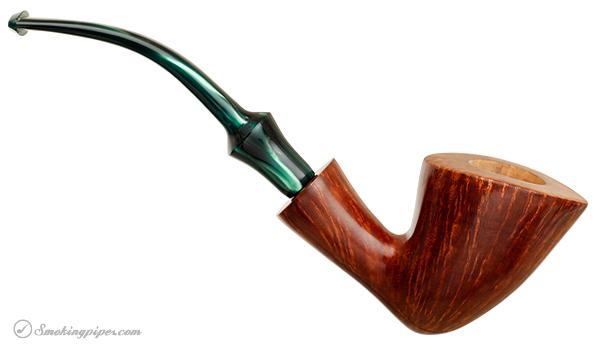 Italian Estate Mastro Grandolfo Smooth Bent Dublin (Unsmoked)
