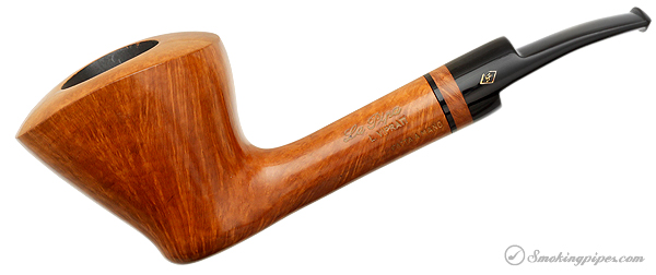 Italian Estate Luigi Viprati Smooth Freehand Dublin (Four Clover) (Unsmoked)
