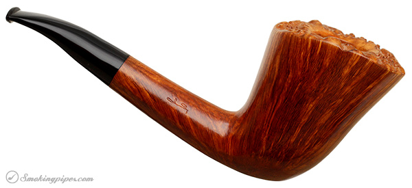 Italian Estate Savinelli Autograph Smooth Bent Dublin (5) (6mm) (Unsmoked)
