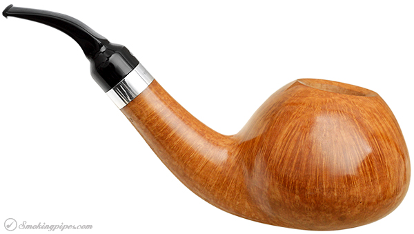 Italian Estate Ardor Venere Giant Bent Apple with Silver Band (Dorelio Rovera) (2004) (Unsmoked)