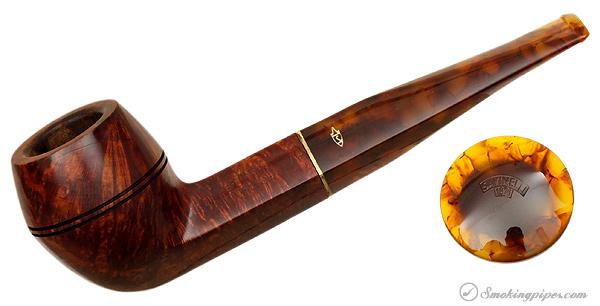 Savinelli Tortuga Smooth (504) (6mm)
