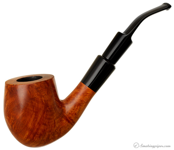 Sumerler Smooth Bent Billiard (021) (9mm)