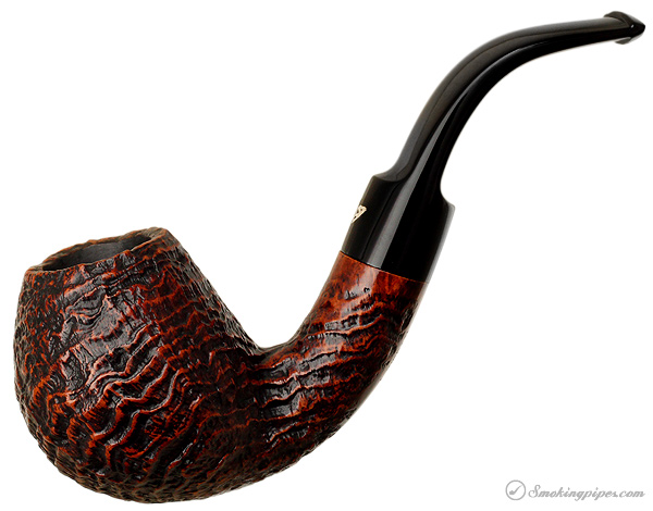 Luigi Viprati Sandblasted Bent Apple