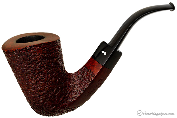 Caminetto Rusticated Bent Dublin (8.L.14) (1996) (Replacement Tenon)