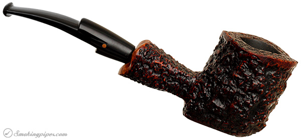 Italian Estate Radice Twin Bore Oil Cured Retro Bark Freehand