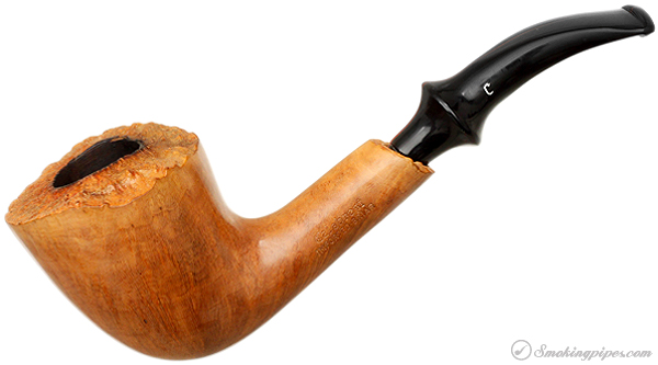 Calabresi Smooth Bent Dublin with Plateau