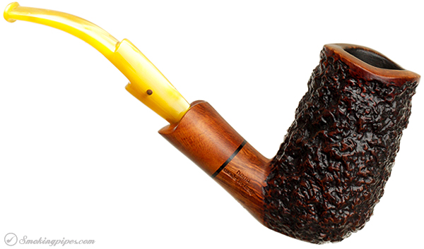 Italian Estate Radice Twin Bore Oil Cured Retro Rusticated Bent Stack (2007)
