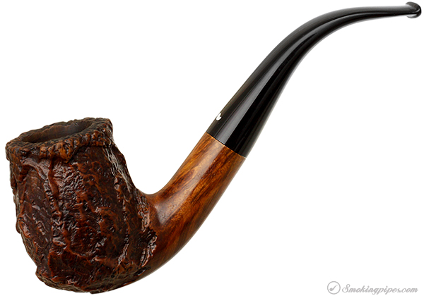 Italian Estate Caminetto Rusticated Bent Billiard (52) (S) (2) (02) (1986-Present)