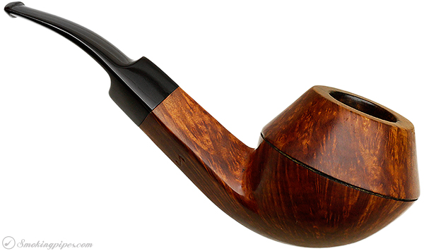 Italian Estate Don Carlos Smooth Bent Bulldog (One Note) (Replacement Tenon)