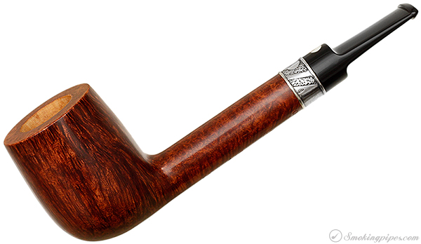 Italian Estate Claudio Cavicchi Smokingpipes.com 10th Anniversary Brown Smooth (16/30) (Unsmoked)