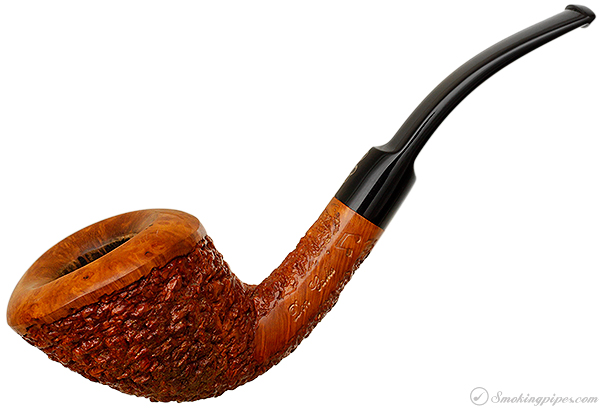 Italian Estate Don Carlos Rusticated Bent Dublin (Two Note)