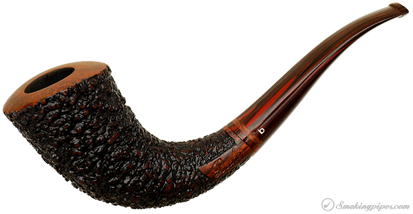 Italian Estate Becker Rusticated Horn (1983-1990) (Unsmoked)