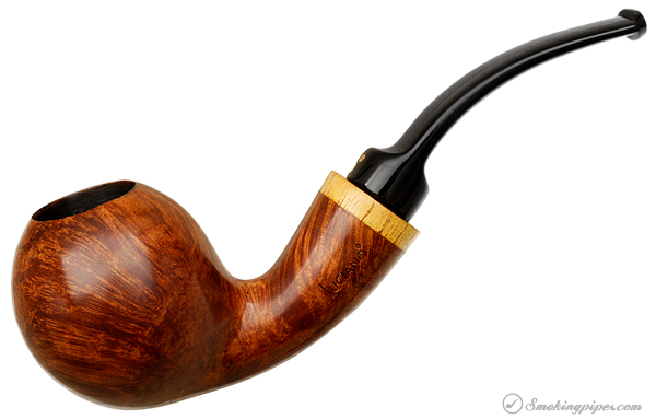 Luciano Pipe of the Year 2011 Smooth Bent Apple (B) (52/100)