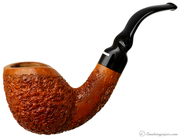 Italian Estate Don Carlos Rusticated Bent Egg (Two Note)