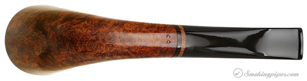 Italian Estate Becker Smooth Horn (Three Hearts) (Unsmoked)