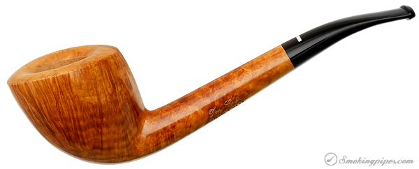 Italian Estate Don Carlos Smooth Bent Dublin (Two Note) (Unsmoked)
