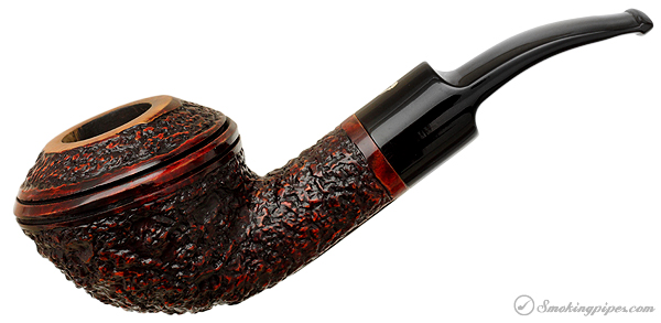 Gepetto Rusticated Bent Rhodesian (210)