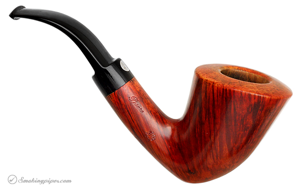 Italian Estate Mastro de Paja Smooth Bent Dublin (Ruber) (Media) (Sun)