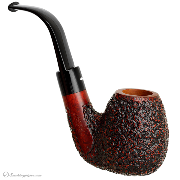 Italian Estate Caminetto Rusticated Bent Egg (08.L.19) (Unsmoked)