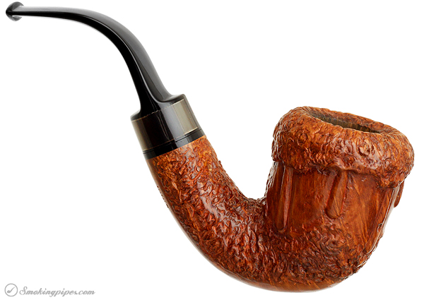 Italian Estate Ser Jacopo Rowlette Bent Dublin with Horn (Maxima)