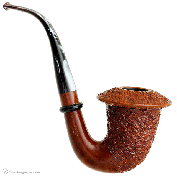 Italian Estate Ascorti Business Calabash with Removable Bowl (T.B.I.) (Unsmoked)
