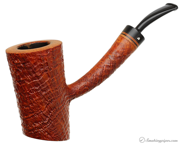 Italian Estate Becker Sandblasted Cherrywood (Three Clubs) (2008)