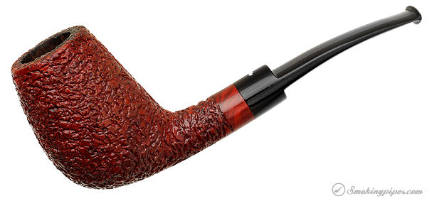 Italian Estate Caminetto Rusticated Bent Egg