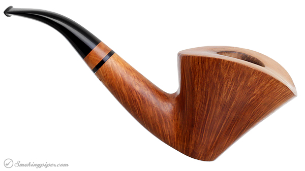 Italian Estate Luigi Viprati Smooth Bent Dublin (Fiammata)
