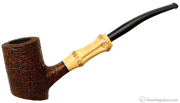 Japanese Estate Tsuge Tokyo Sandblasted Cherrywood with Bamboo (551) (Unsmoked)