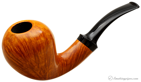 Japanese Estate Tsuge Ikebana Smooth Bent Acorn (F) (2010) (Unsmoked)