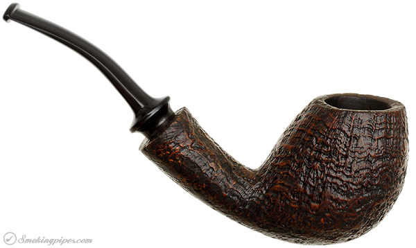 Japanese Estate Tsuge Ikebana Sandblasted Bent Egg (AB) (1999)