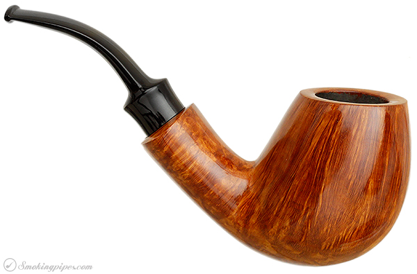 Japanese Estate Tsuge Ikebana Smooth Bent Brandy (G) (132) (2002)