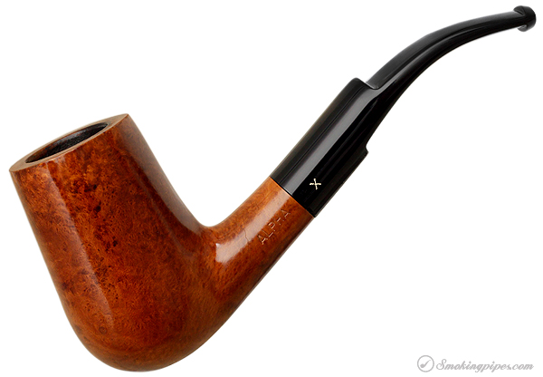 Alpha Smooth Bent Billiard (9mm)