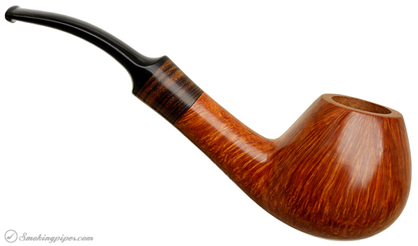 Misc. Estate Peter Matzhold Smooth Bent Brandy (JO) (9mm) (Unsmoked)