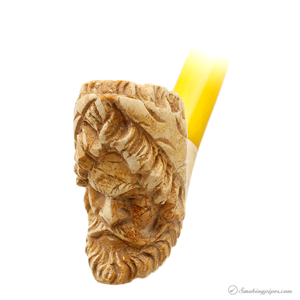Misc. Estate Unknown Meerschaum Bearded Man