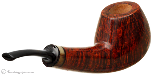 Misc. Estate Gregor Lobnik Smooth Bent Brandy with Horn (Unsmoked)