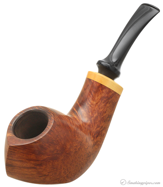 Misc. Estate Peter Matzhold Smooth Freehand Sitter with Boxwood (G) (2011)