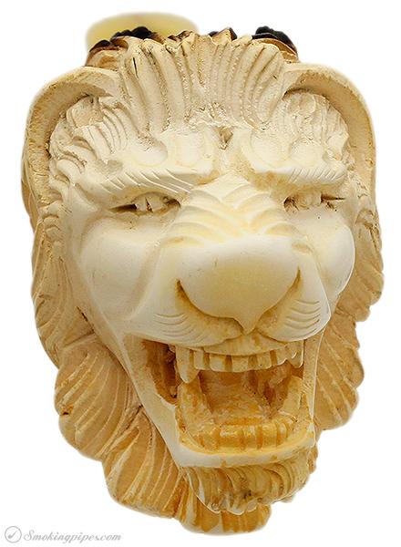 Misc. Estate Unknown Meerschaum Lion